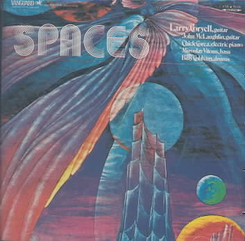 SPACES BY CORYELL,LARRY (CD)